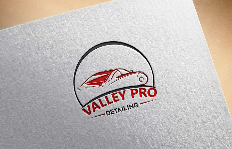 Kilpailutyö #29 kilpailussa Create me a logo for a Luxury Auto detailing Company