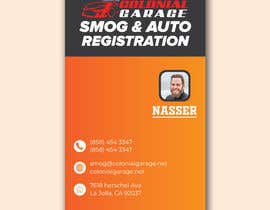 #21 for Improvement to a Business Card Design and a flyer . I have attached what I have by rakibmarufsr
