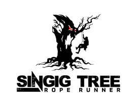 #212 for logo of a scary dead tree and a arborist on it af mdnurhossain1070