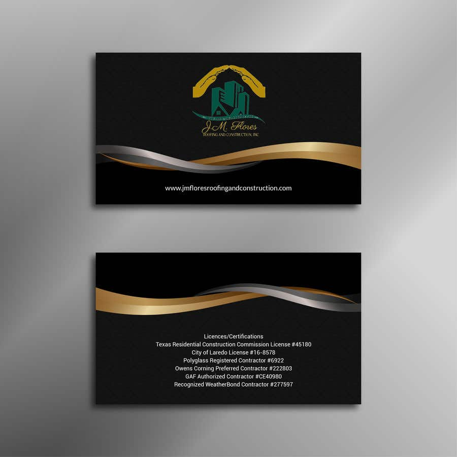 Contest Entry #22 for Graphic Design Business Card - Vertical or Horizontal Samples