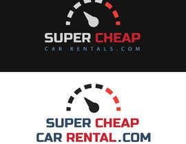 "Sammk3 tarafından Logo """"""  SuperCheapCarRentals com """""" için no 42"