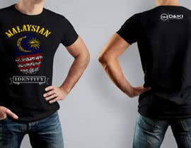 nº 129 pour Creative Round Neck Design T-shirt to sell ( Malaysian ) par feramahateasril