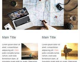 #25 for Design HTML email template af adnanbahrian