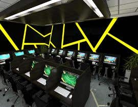 #9 for Internet Cafe Baccarat Game Online Interior & Exterior 3D Rendering Design by toramannnnn