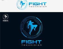 #47 untuk Tech Themed Fight Blog Logo Design oleh reyryu19