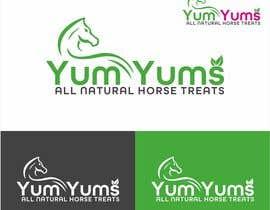 #131 cho Yum Yum - All Natural Horse Treats bởi AntonLevenets