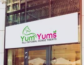 #132 cho Yum Yum - All Natural Horse Treats bởi AntonLevenets