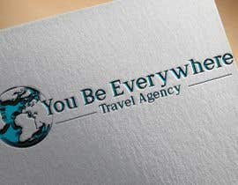 #35 cho Design a logo for youbeeverywhere travel agency bởi abuobaidaubbu