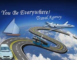 #58 cho Design a logo for youbeeverywhere travel agency bởi tMahad
