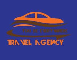 #38 cho Design a logo for youbeeverywhere travel agency bởi asmakhatun72622