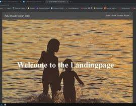 #3 для css html landing page от shafayet035