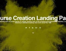 #40 для css html landing page от siddique1092