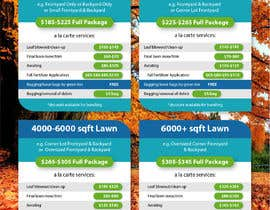 #39 для Facebook service/add layout for Landscape fall yard packages от lunaticscreative