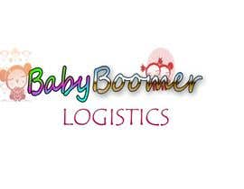 #48 para Logo Design for Baby Boomer Logistics, LLC. por marcks