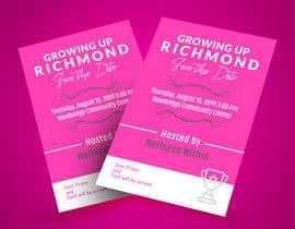 #21 untuk Pink Table Talk Flyer oleh focusbilal