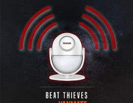 #6 for Facebook Ad Creative For Van Alarm Product af QasimAs