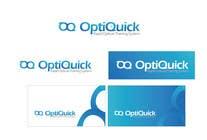 Logo Design for OptiQuick - Rapid Optician Training System için Graphic Design13 No.lu Yarışma Girdisi