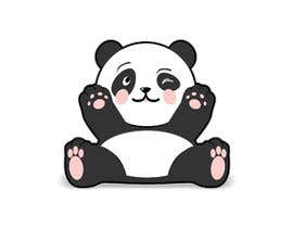#28 для Draw a Panda, that winks от Sico66
