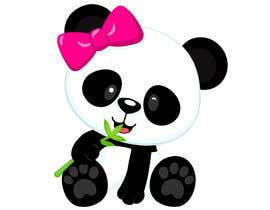 #15 для Draw a Panda, that winks от irfananis07