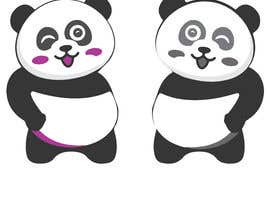 #14 для Draw a Panda, that winks от SouravRoySumon