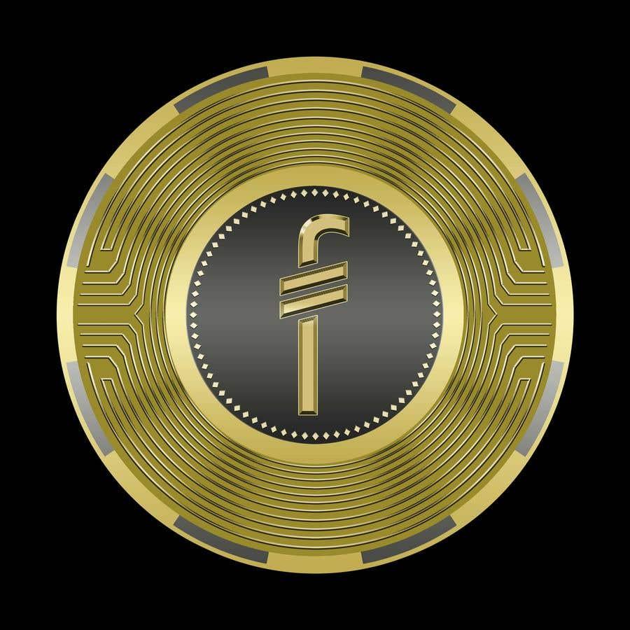 Contest Entry #16 for Design a coin/cryptocurrency logo (PLEASE READ DESCRIPTION)
