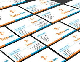#29 untuk Business card for travel services  company oleh abdulmonayem85