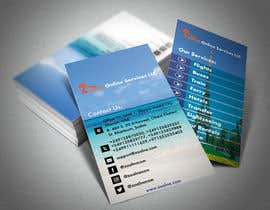 ekdalim tarafından Business card for travel services  company için no 21