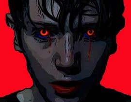 Nro 97 kilpailuun Evil cartoon silhouette käyttäjältä mdbillah87
