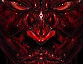 Nro 78 kilpailuun Evil cartoon silhouette käyttäjältä unsoftmanbox