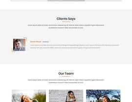 #31 untuk Design the layout of a business consultancy website oleh mdsobuzchandar52
