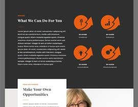 #39 for Design the layout of a business consultancy website by hosnearasharif
