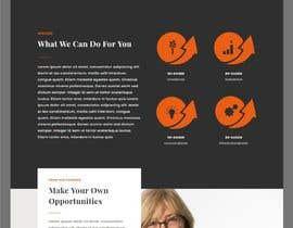 #39 untuk Design the layout of a business consultancy website oleh hosnearasharif