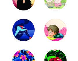 #36 for I need 5-6 design images PNG  to be printed on popsockets by asifacademy007