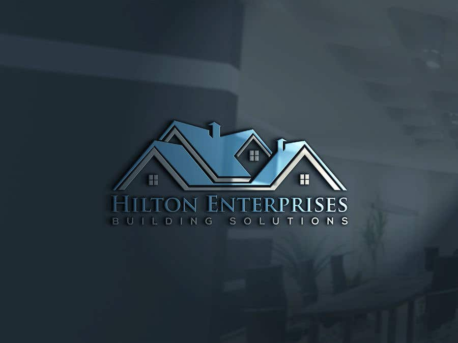 Kilpailutyö #816 kilpailussa Business logo for building company