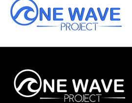 Nro 9 kilpailuun One wave logo käyttäjältä payel66332211