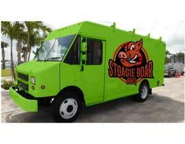 Nro 37 kilpailuun Stoagie Boar BBQ - Logo käyttäjältä artdjuna