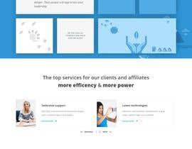 #7 para Design My Company Website - Proyah por EmonAhmedDev