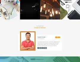#8 para Design My Company Website - Proyah por EmonAhmedDev