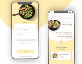 #26 para Design and develop beautiful frontend for a restaurant app por Web01PRINCE