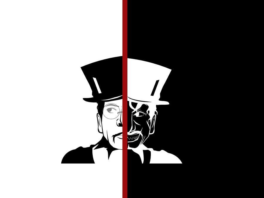 Konkurrenceindlæg #3 for Logo Design for Mustachioed Jekyll & Hyde