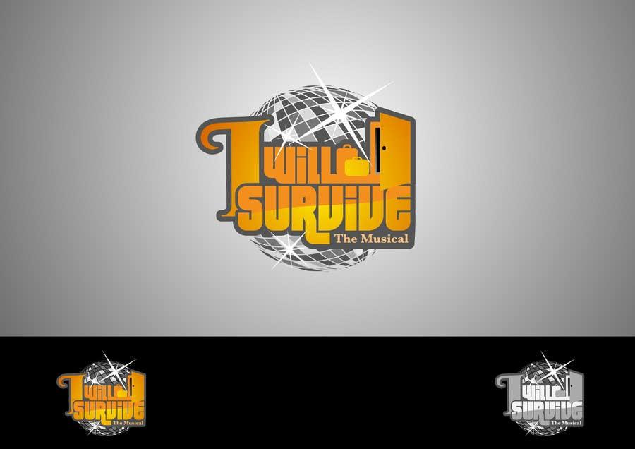 "Konkurrenceindlæg #                                        29                                      for                                         Design a Logo for "" I Will Survive "" ( The Musical)"
