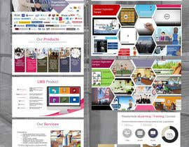 sona781 tarafından Professional business PowerPoint template( pitch deck slides) için no 25