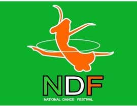 nº 67 pour Logo Design for National Dance Festival par anjaliom