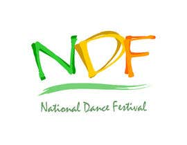 nº 59 pour Logo Design for National Dance Festival par elyrof