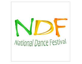 #74 for Logo Design for National Dance Festival af elyrof