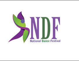 #52 for Logo Design for National Dance Festival by moissac