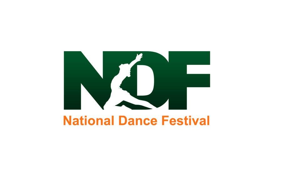 Bài tham dự cuộc thi #76 cho Logo Design for National Dance Festival