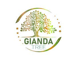 #162 для Logo/Sign - GIANDA TREE от hamedosman2010