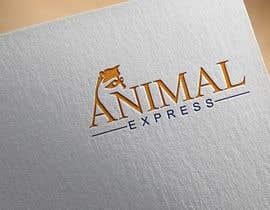 jewelrana711111 tarafından Animal Express Logo için no 203