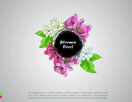 Nro 19 kilpailuun Design a logo for a flower business, Bloemen22.07.19 käyttäjältä eashan99